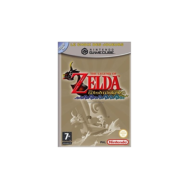 The Legend of Zelda : The Wind Waker (Player's Choice)