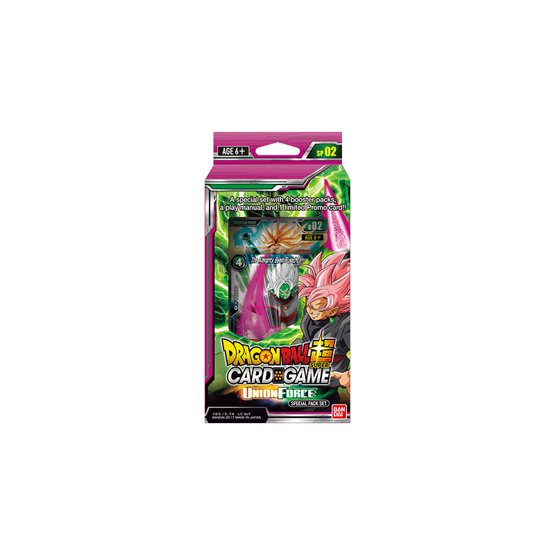 Dragon Ball Super Cards Game - Special Pack Serie 2