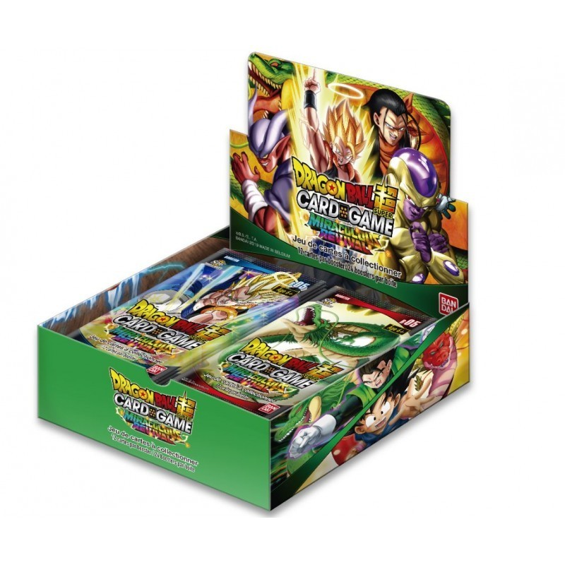 Dragon Ball Super Cards Game - Booster Serie 5