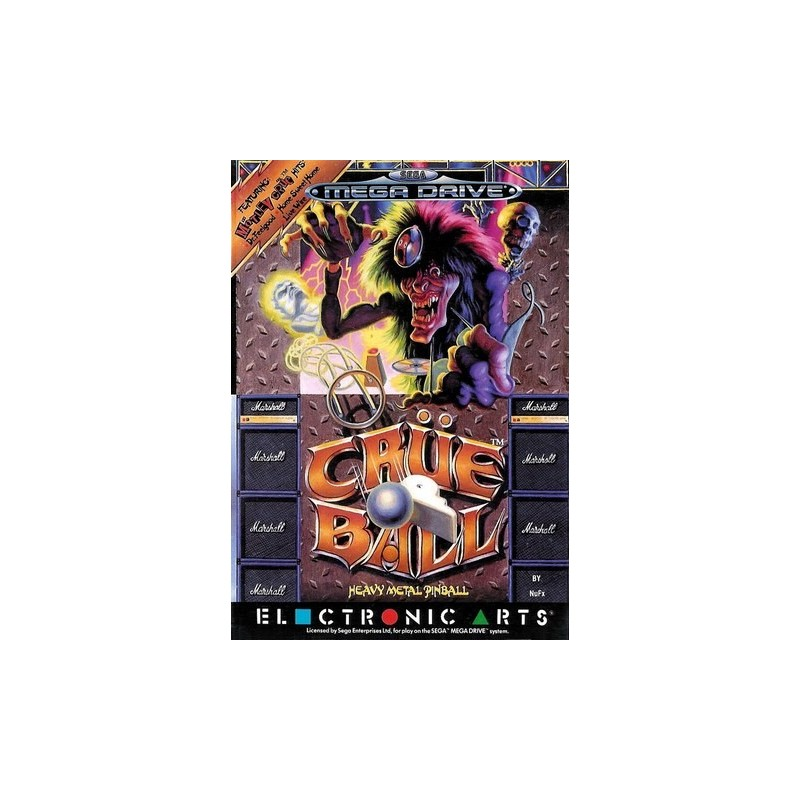 Crue Ball : Heavy Metal Pinball