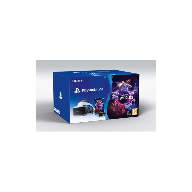 Sony PlayStation VR [Pack PlayStation Worlds]